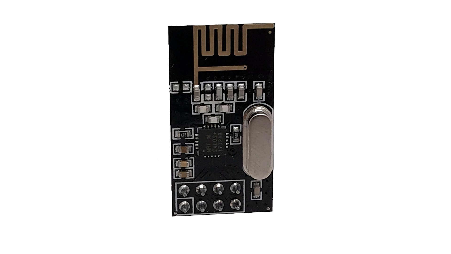 Moduł Zgodny Z Nrf24l01 Bezprzewodowa Tania łączność Dla Arduino