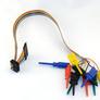 Kabel z sondami do analizatora stanów logicznych