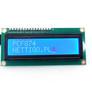 Wyświetlacz LCD 2x16 I2C niebieski