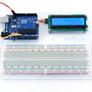 Podstawka pod Arduino i płytke stykową