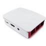 Obudowa do Raspberry Pi 3 biało-czerwona