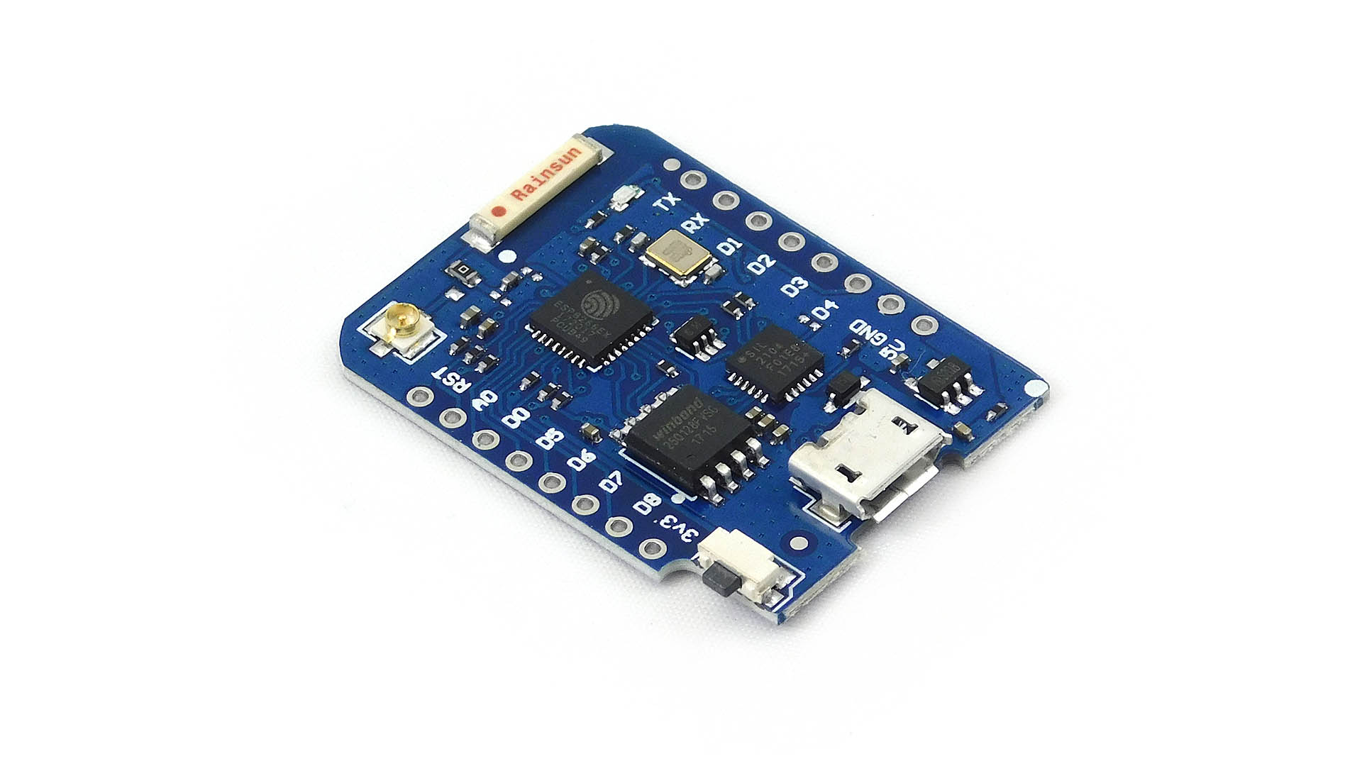 Minicontrolador D1