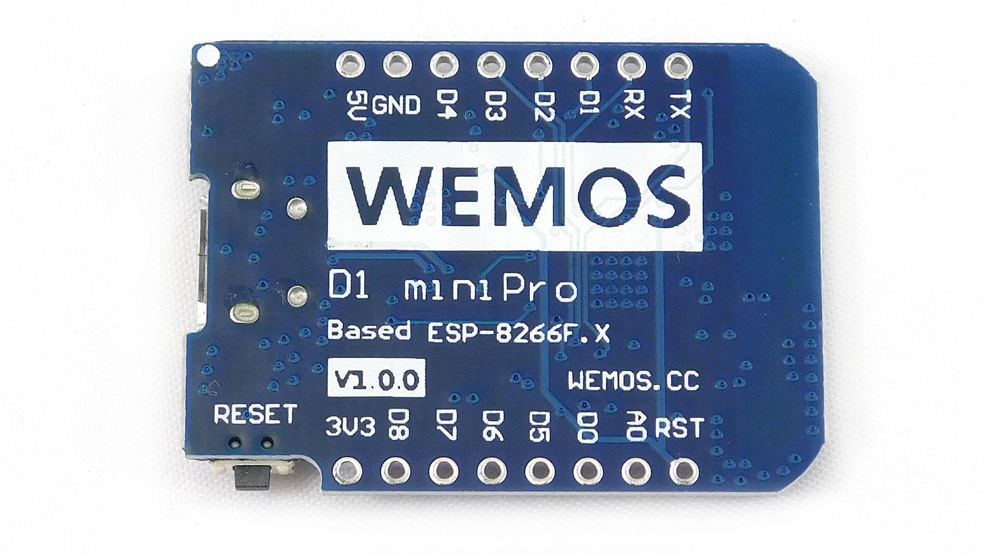 Moduł WiFi Wemos D1 mini Pro