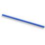 Goldpin złącze wtyk prosty 1x40 raster 2.54 mm niebieskie
