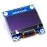 """Wyświetlacz OLED 0.96"""" I2C 128x64 SSD1306 niebieski"""