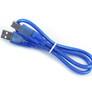 Kabel USB A/B, krótki