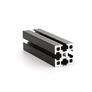 MakerBeam XL - Belka   50 mm, czarna, 1 szt