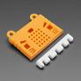 KittenBot Silikonowe etui do BBC micro:bit - pomarańczowe
