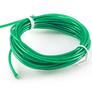 ELWIRA El Wire elastyczny 2.3 mm x 3m, ze złączem, zielony