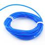 ELWIRA El Wire elastyczny 2.3 mm x 3m, ze złączem, niebieski