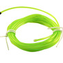 ELWIRA El Wire elastyczny 2.3 mm x 3m, ze złączem, żółto-zielony