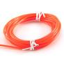 ELWIRA El Wire elastyczny 2.3 mm x 3m, ze złączem, czerwony