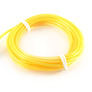 ELWIRA El Wire elastyczny 2.3 mm x 3m, ze złączem, żółty