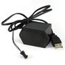 ELWIRA Inwerter elektroluminescencyjny zasilany z USB (do 10m przewodu El Wire)