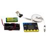 Moduł edukacyjny BBC micro:bit w zestawie z akcesoriami - Starter Kit od Kitronik