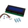 Nettigo Air Monitor - LCD KIT - Niebiesko-biały wyświetlacz znakowy 4x20