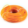 ELWIRA El Wire elastyczny 2.3 mm na metry, pomarańczowy