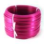 ELWIRA El Wire elastyczny z lamówką 2.3 mm na metry, fioletowy
