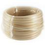 ELWIRA El Wire elastyczny z lamówką 2.3 mm na metry, biały