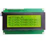 Wyświetlacz LCD 4x20, zielono/czarny z konwerterem I2C 2004A