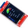 Zestaw wyświetlacza LCD z WiFi - Wemos D1 Mini z LCD