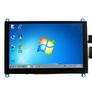 Wyświetlacz 800x460, 5 cali, TFT, HDMI, dotyk pojemnościowy, H (WaveShare 14300)