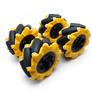 Mecanum Wheel 80mm (2L+2R) - komplet 4 kół