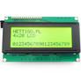 Wyświetlacz LCD 4x20 zielony