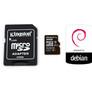 "Raspbian ""Jessie"" na karcie microSD"