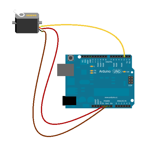 Hack an optical mouse into a camera with Arduino and